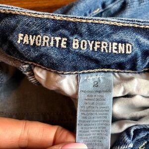 "American Eagle Outfitters Jeans - AEO-Women's ""Favorite Boyfriend"" Jeans- Size 2"